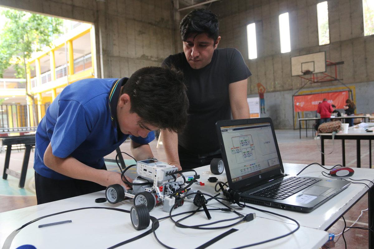interescolar de robótica