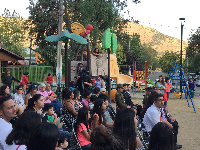 Plaza Las moras