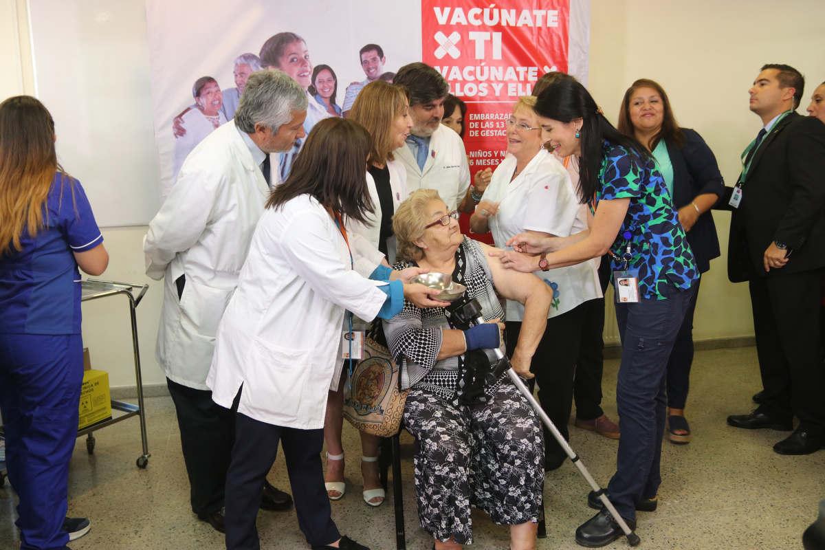 Vacunación 2018