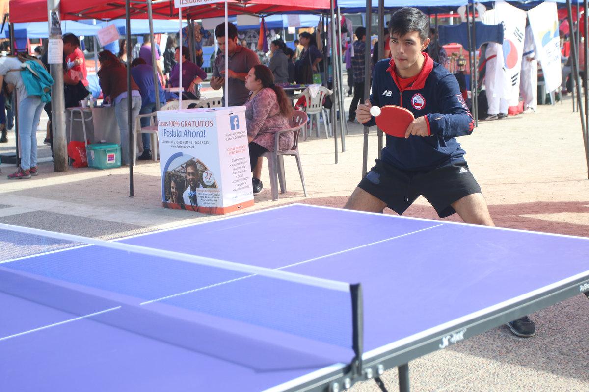 Feria del Deporte y la Recreación