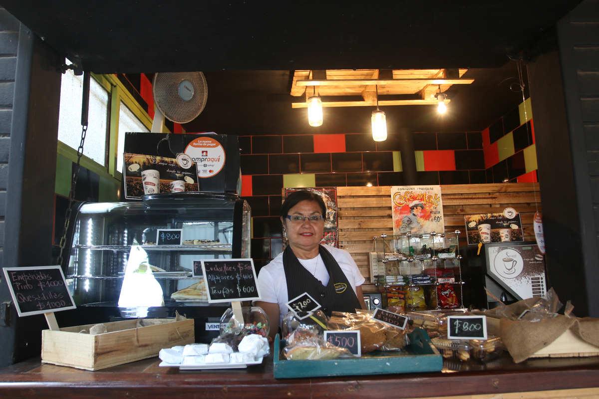 Cafetería Cavihue