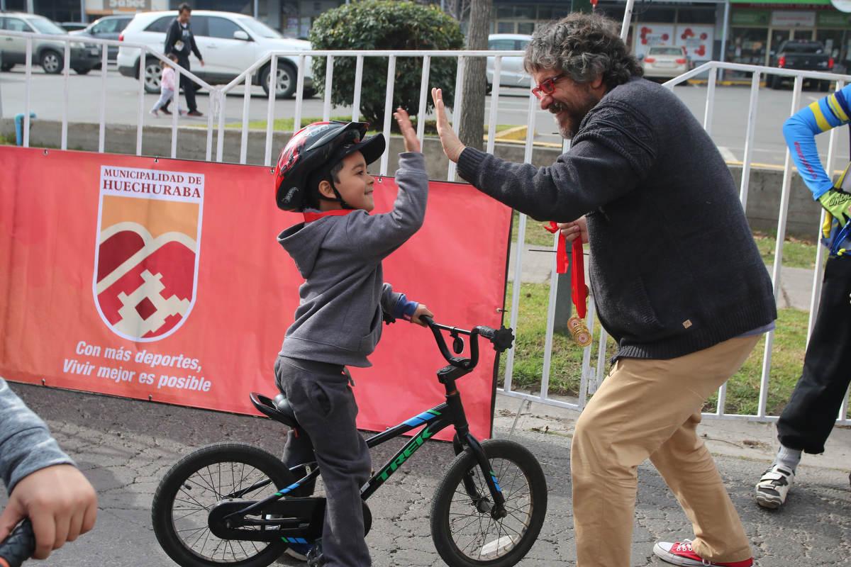 Exitosa Tercera Cicletada Familiar