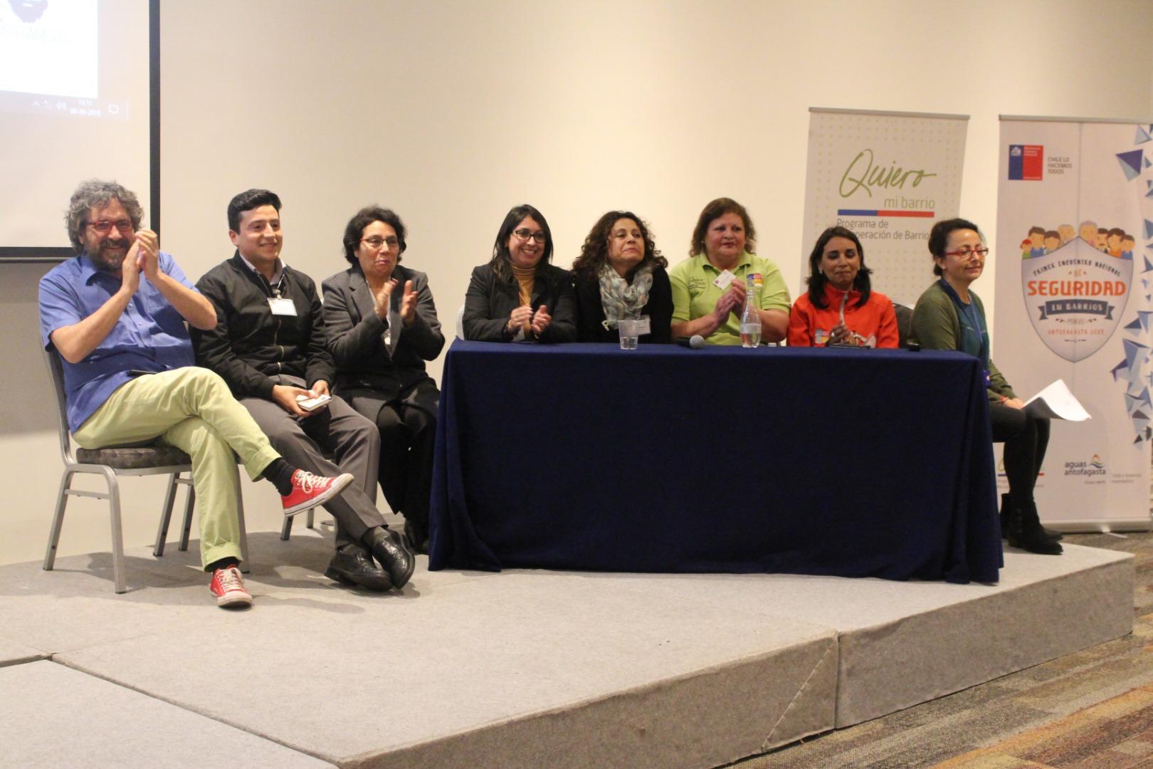 Alcalde expuso sobre seguridad en Antofagasta