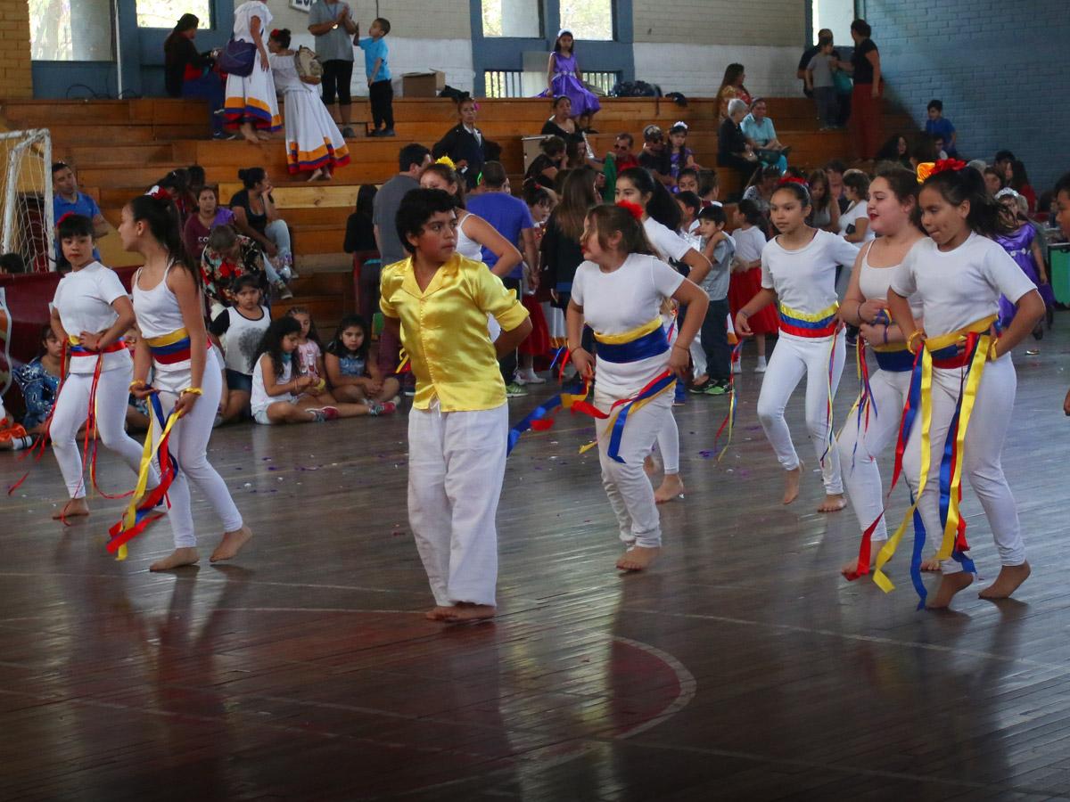 Concurso de coreografías 2016