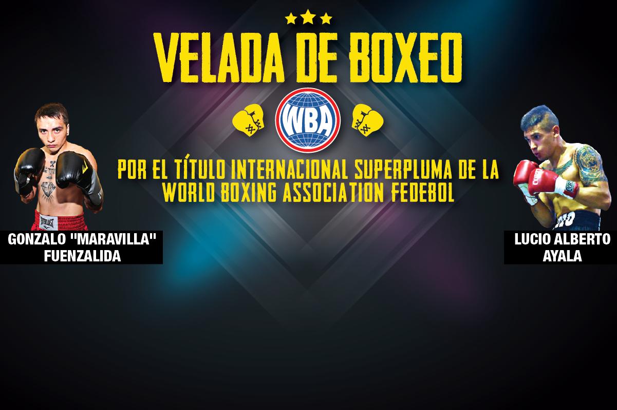 Huechuraba recibirá velada internacional de boxeo.