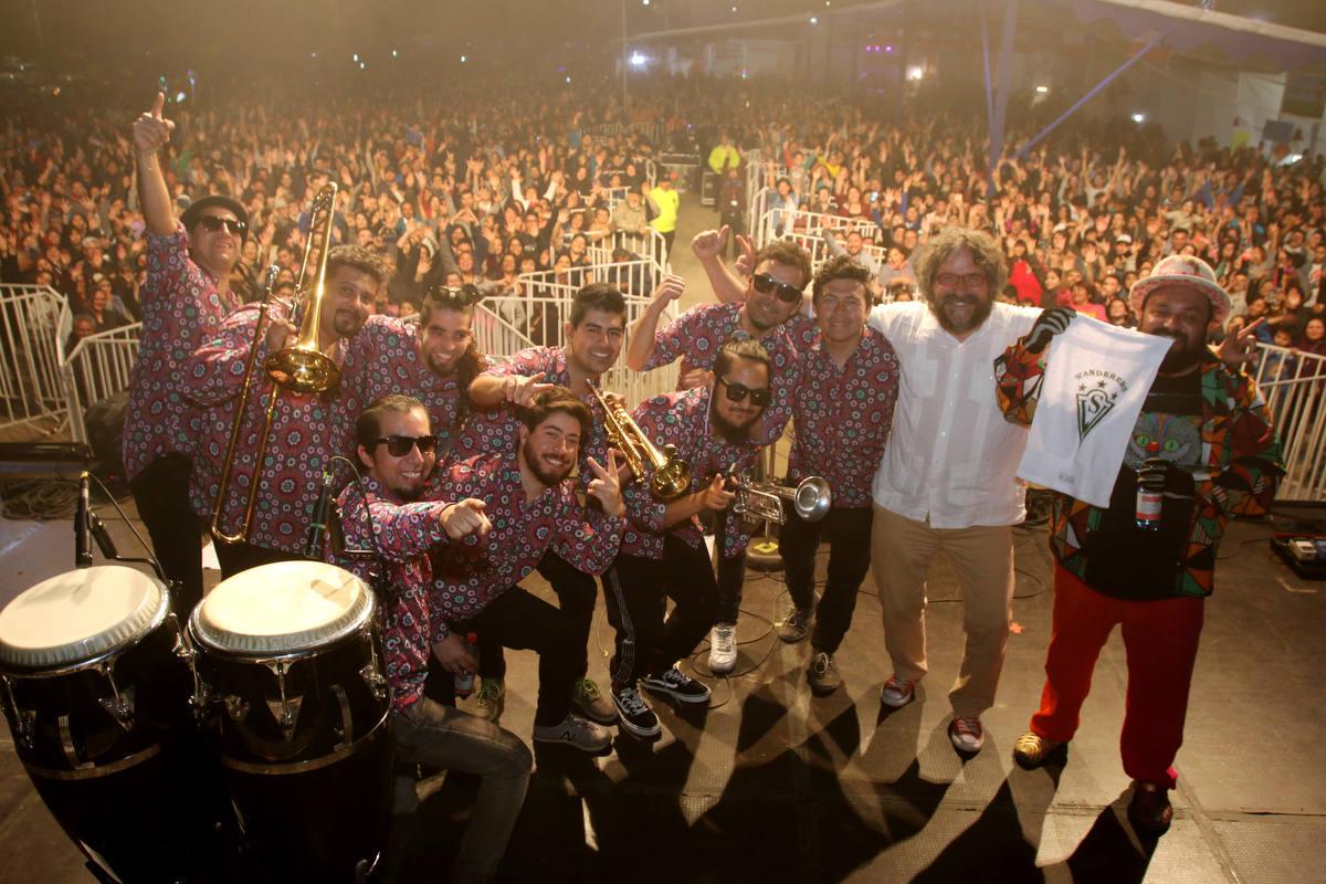 Fiesta Costumbrista de Huechuraba abrió las celebraciones de Fiestas Patrias con más 10 mil asistentes