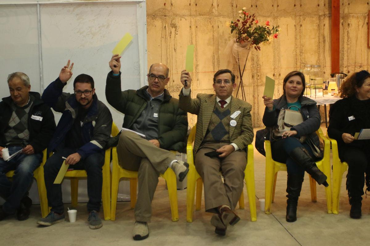 Con una alta participación ciudadana culminaron las Jornadas Territoriales del PLADECO 2019 – 2022