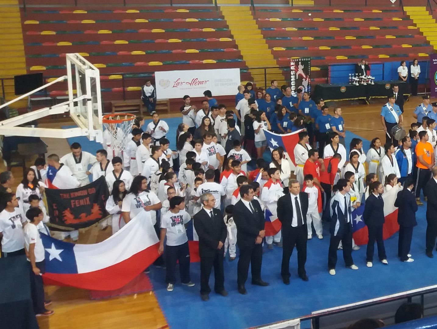 Taekwondo Open Mendoza