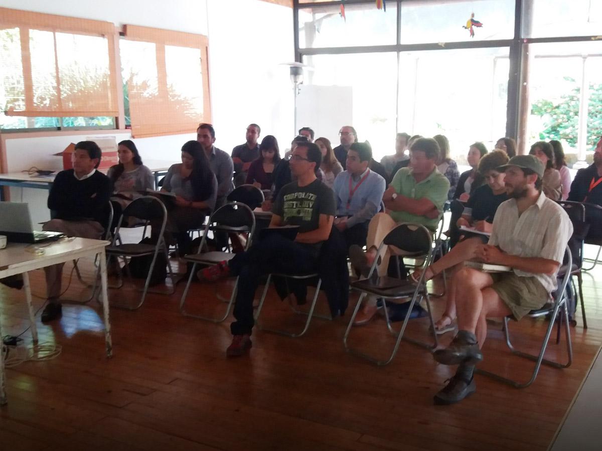 Jornada de diagnóstico ambiental participativo
