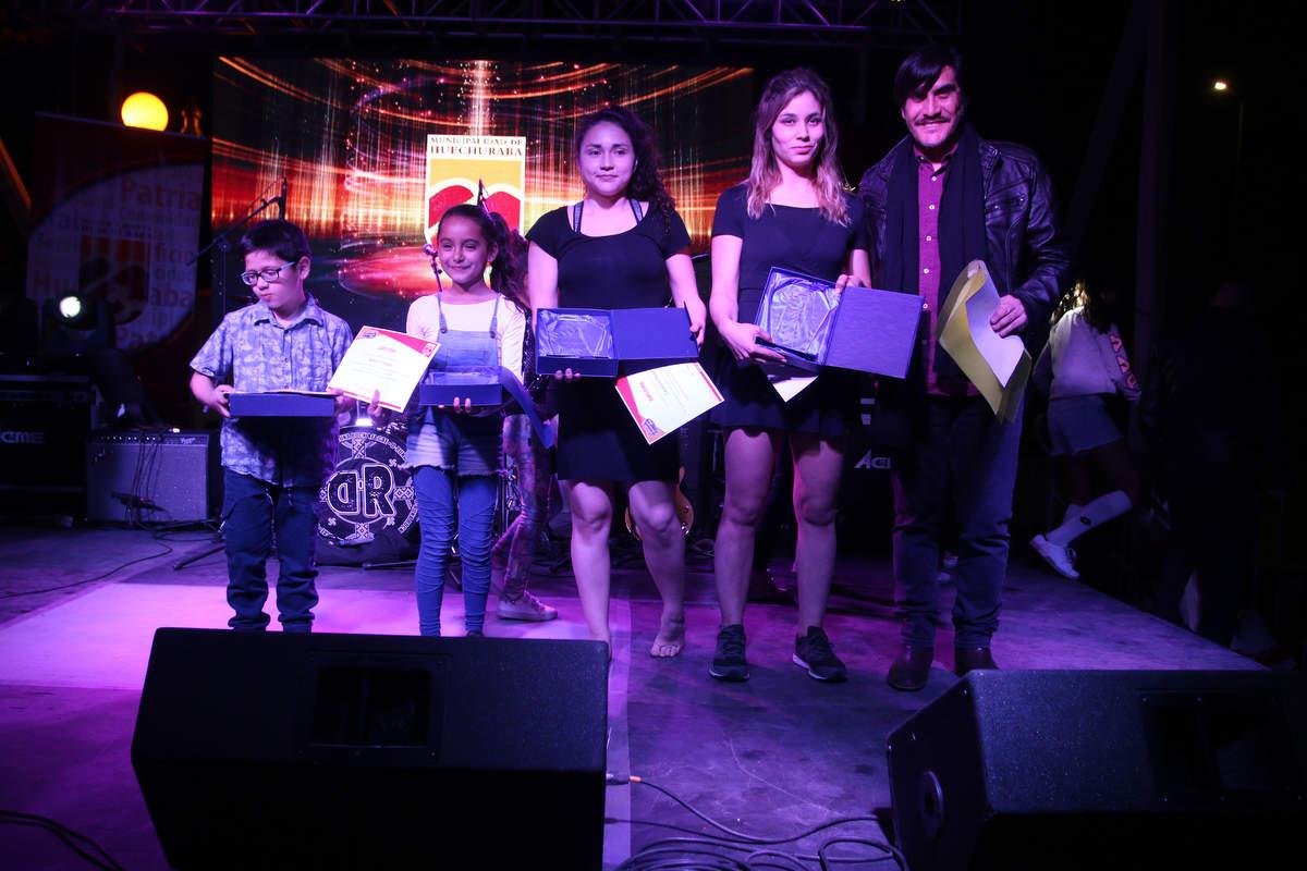 Semifinal de Talento Huechuraba Joven 2018 reunió a gran cantidad de público en Pedro Fontova