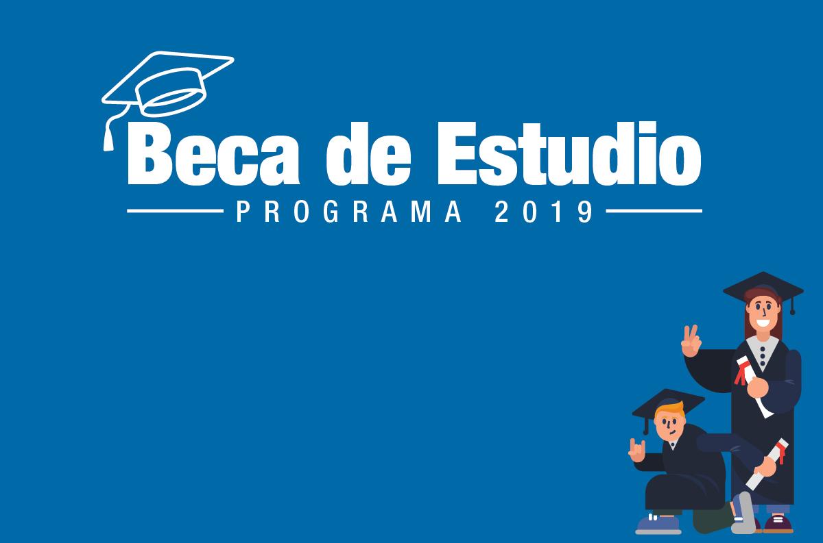Becas de Estudio 2019