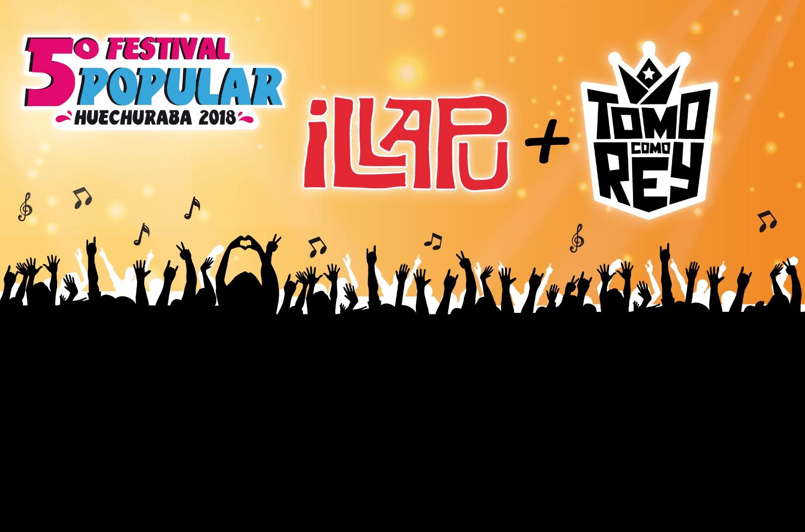 Nueva versión del Festival Popular
