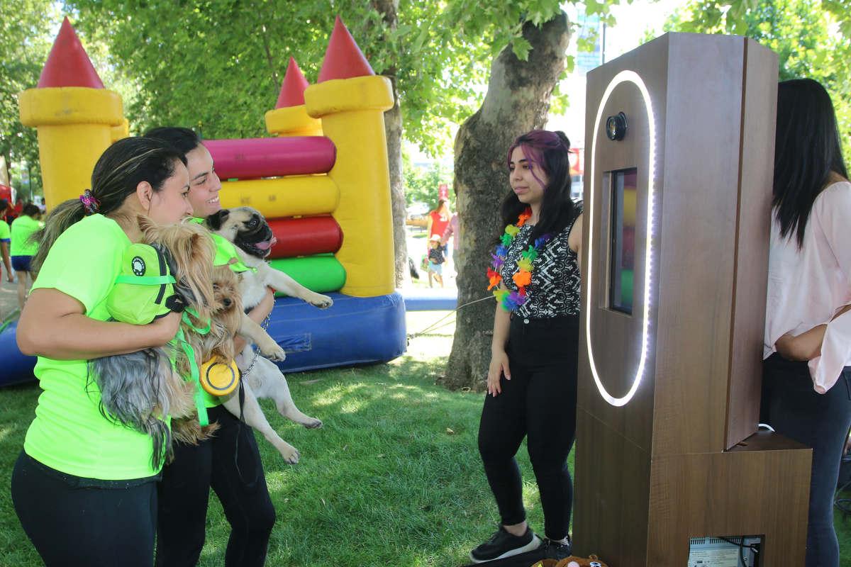 Exitosa 1ª Corrida y Expo Mascotas de Huechuraba