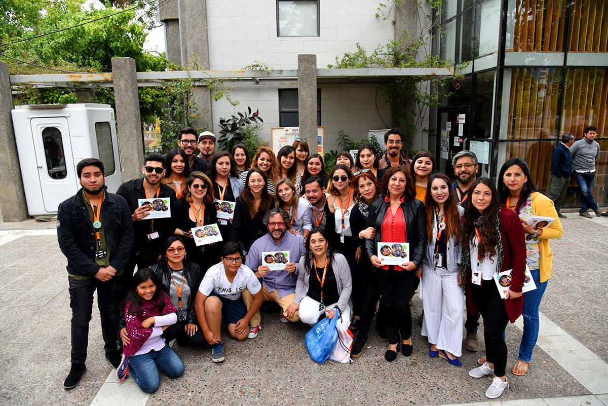 """Huechuraba ya cuenta con su """"Política Local de Niñez y Adolescencia"""""""