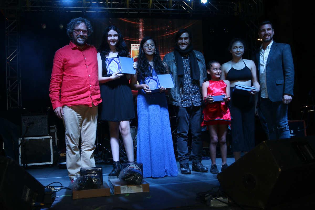 gran gala final de Talento Huechuraba Joven 2018