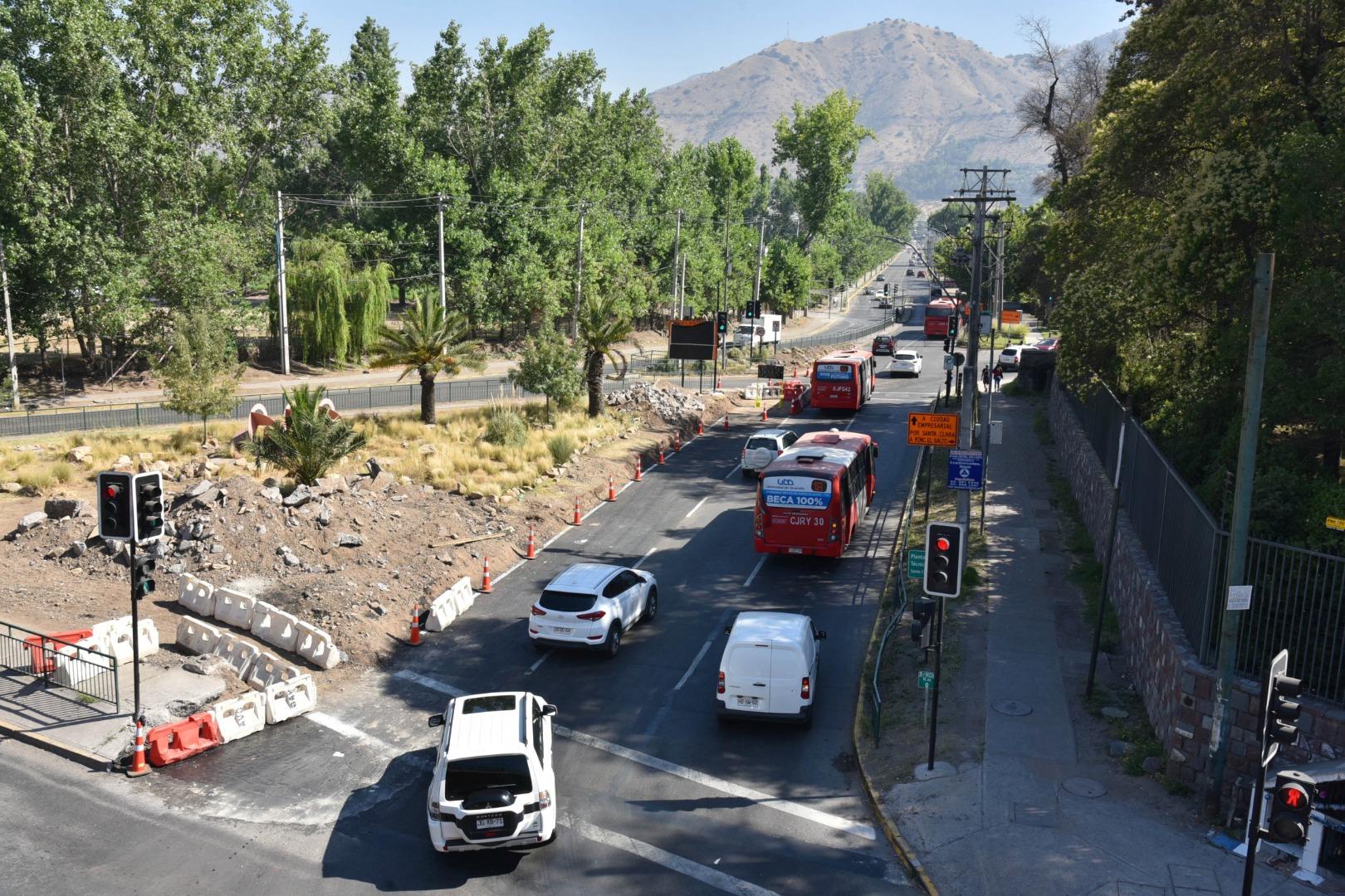sentido de Tránsito en La Rinconada