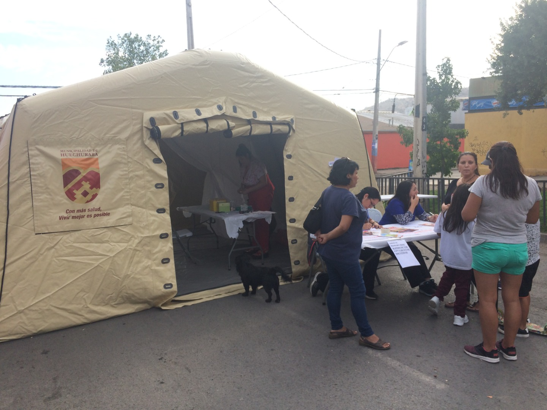Feria Comunitaria.