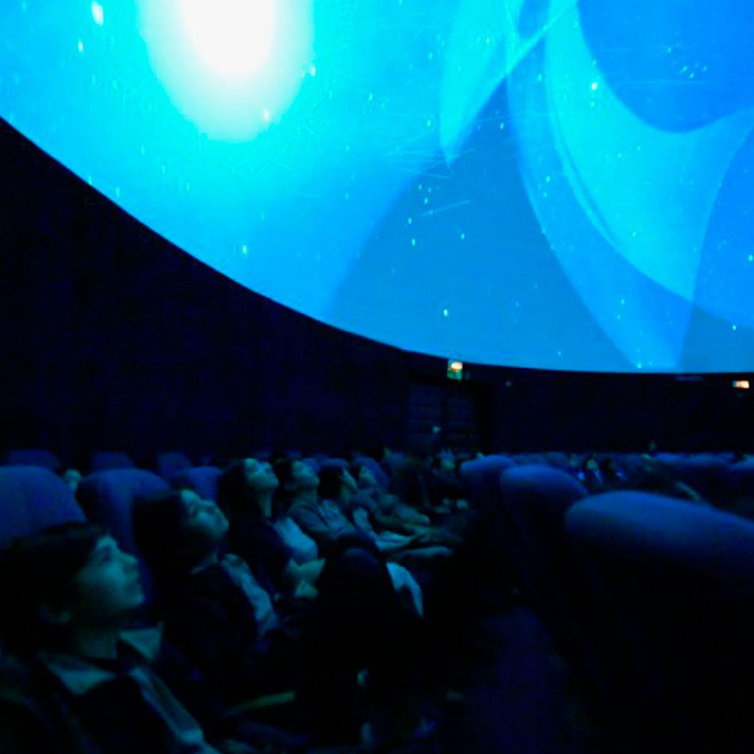 Planetario.