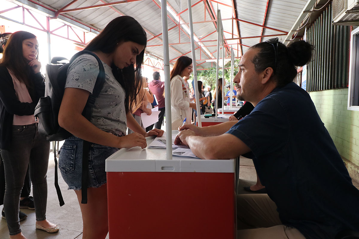 Feria Laboral.