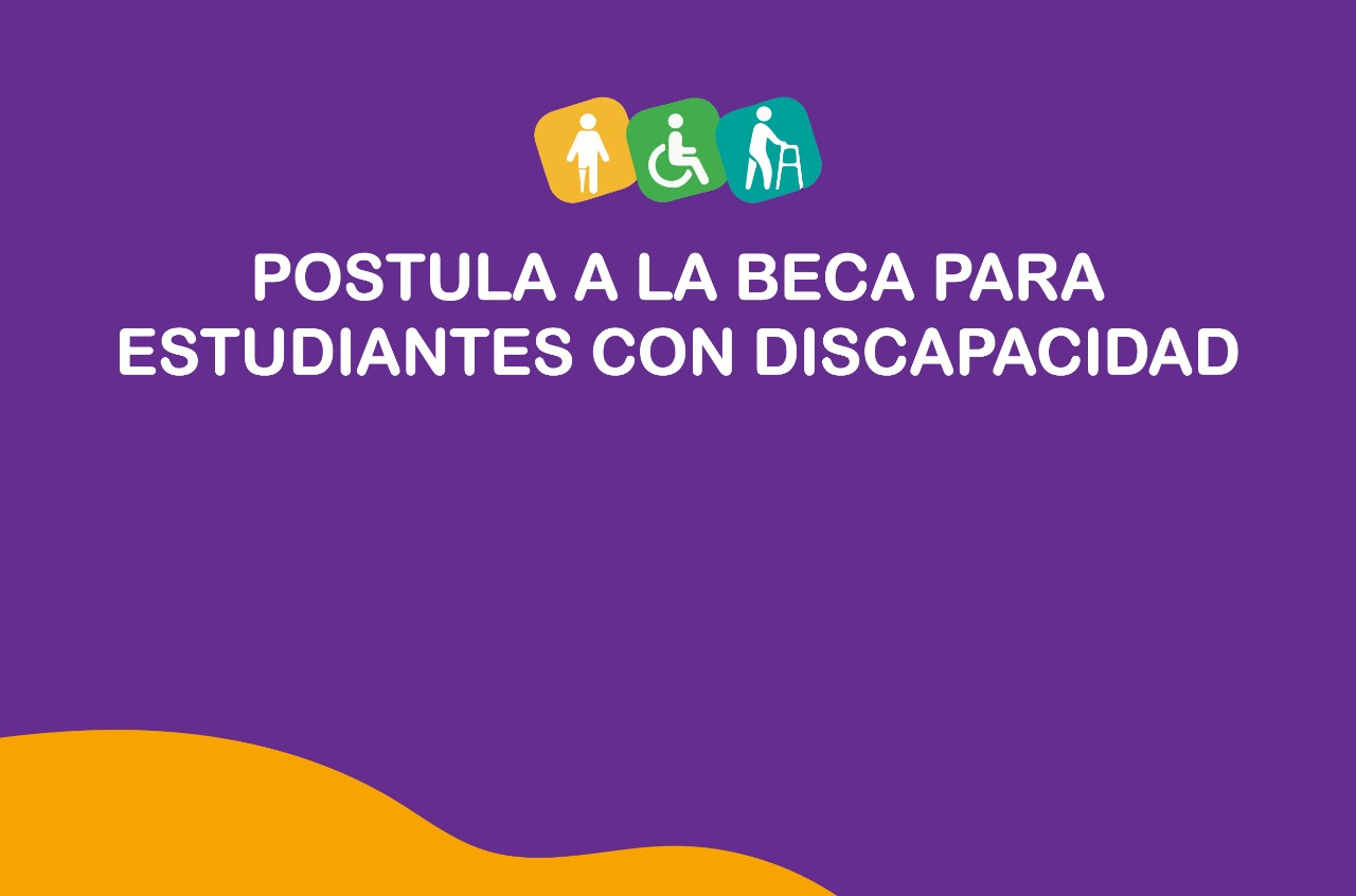 Beca de Educación para Estudiantes con Discapacidad
