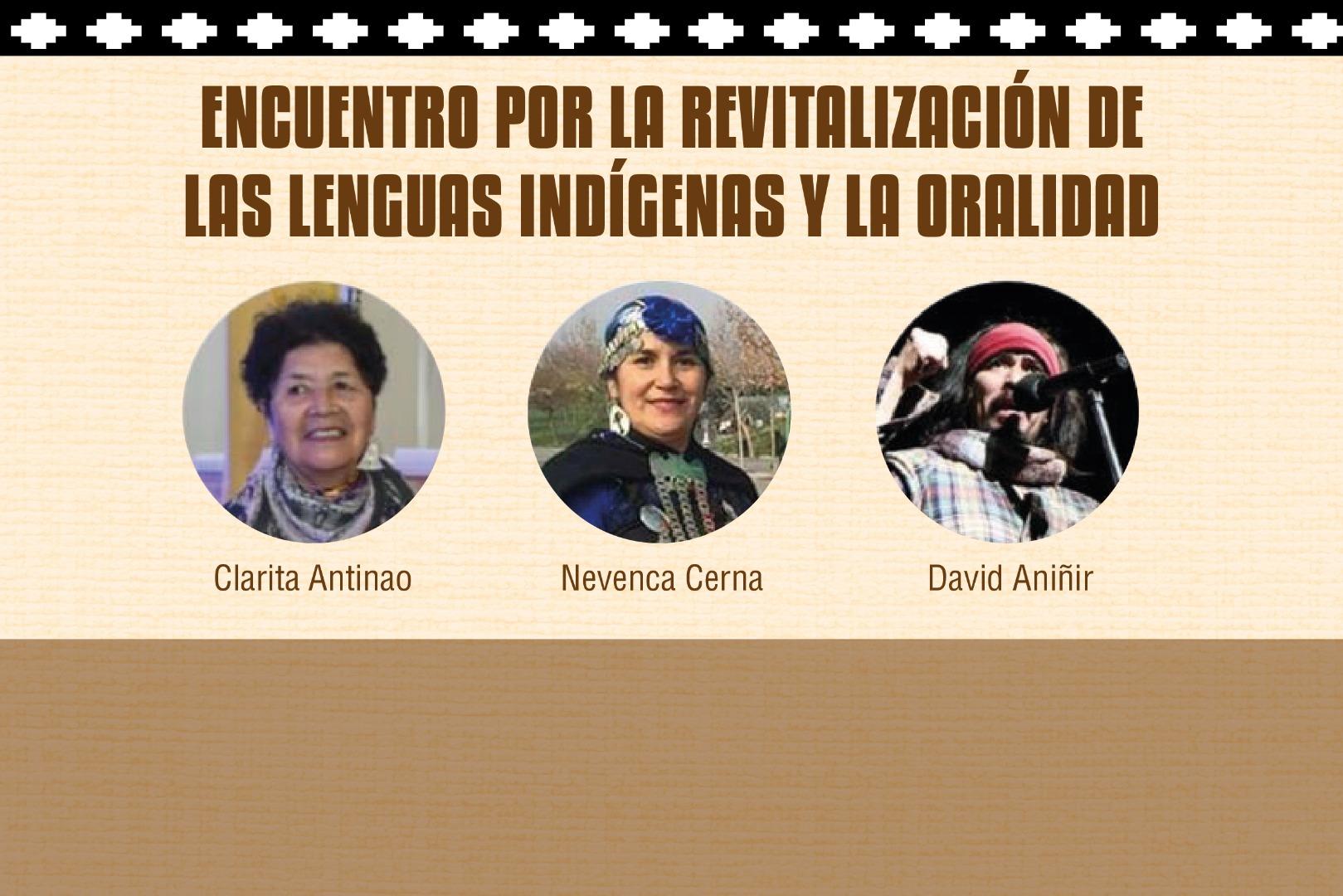 Conversatorio fue organizado por la Coordinación Intercomunal de Oficinas de Pueblos Indígenas