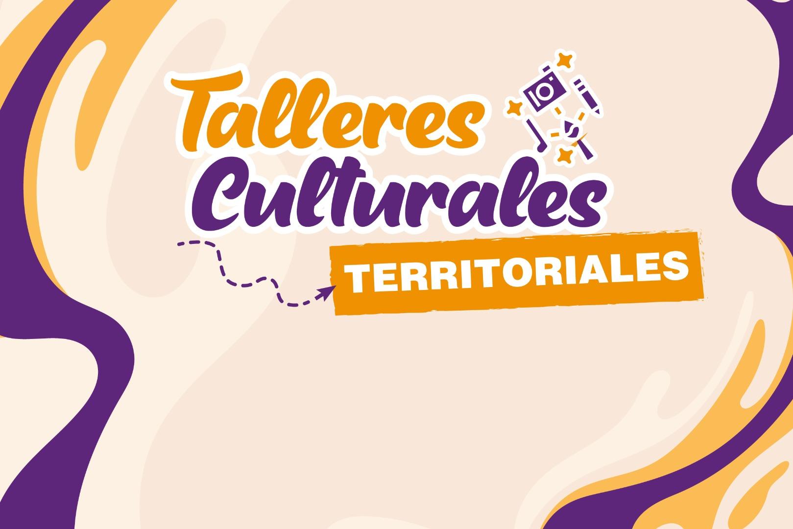 Talleres Culturales.