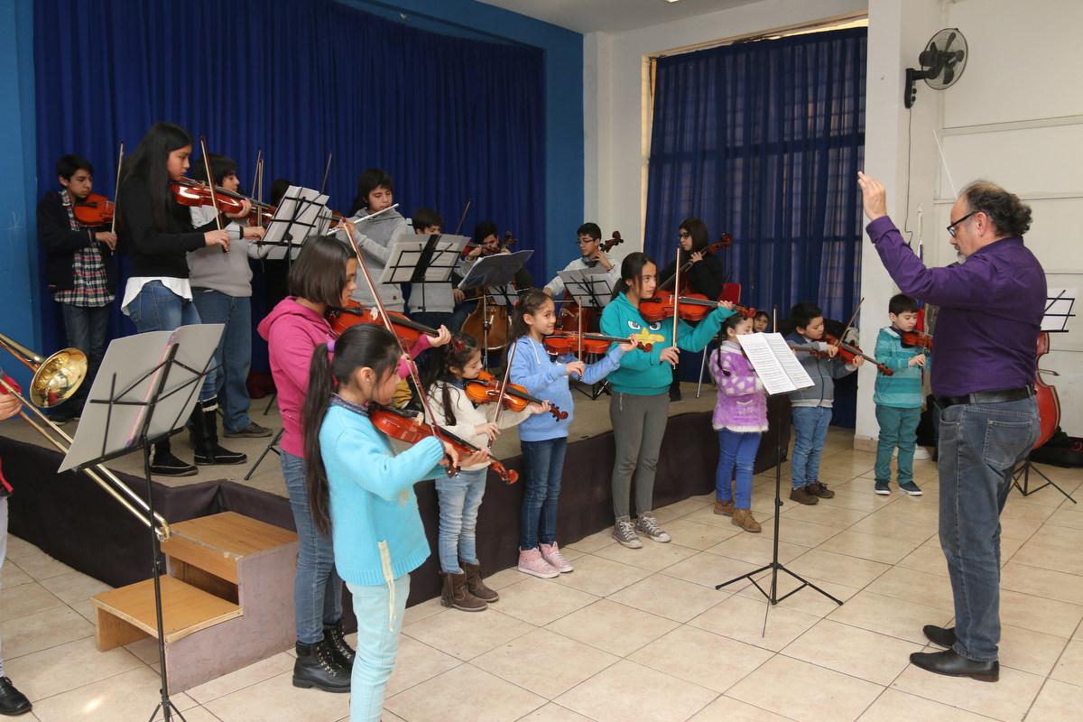 Orquesta Juvenil de Huechuraba