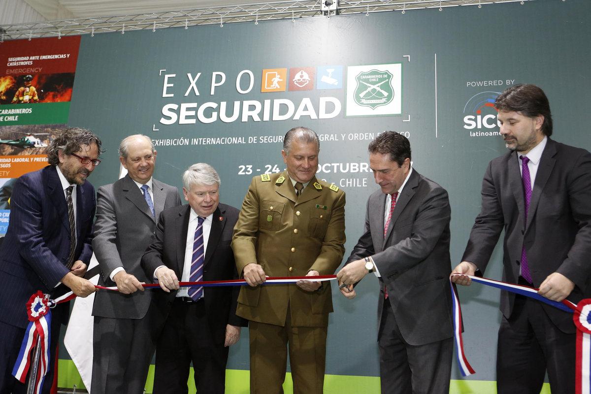 Feria Expo Seguridad 2017
